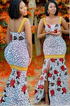 Robe Africaine Wax, Model Pagne Africain, Robe En Pagne Africain, Mode  Africaine,