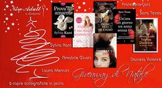 NEW ADULT E DINTORNI: CHRISTMAS GIVEAWAY 1 N. 6 AUTOGRAFATI IN LIBRI IN ...