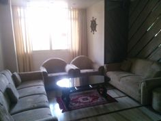 ***ID060*** 3BHK in Vile Parle East. 15 mins to college  3ACs, 1 Double Bed, 7 Wardrobe, Sofa, Dining Table, TV, Fridge, Oven  55K Negotiable