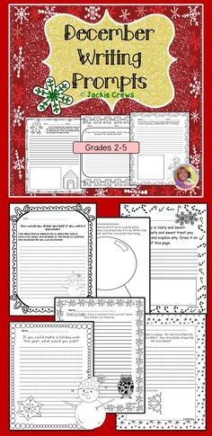 Grab and Go! Here is a newly upadated 30 page journal bundle for student writing and illustrating. These journal starters can be used for literacy centers, homework, early morning bell work, and writing journals. These are wonderful to have on hand for substitutes as well.