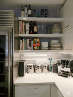 lawrence - contemporary - kitchen - new york - Frances Bailey