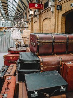 Wizarding World of Harry Potter Instagram Spots | Hogwarts Express | Platform 9 and 3/4s | Hedwig | Hogwarts photos | Potterheads | Harry Potter Fans | Harry Potter World | Wizarding World Train | #harrypotter #HP #potterheads #potterfans #hogwarts #wizardingworld