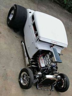 Hot Rod! - repined by http://www.motorcyclehouse.com/ #MotorcycleHouse