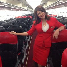 #CabinCrew #CrewLife #AirlinesCrew #AirCrew #AirHostess #Aircraft #Flying #Fly #Airplane #Steward #Stewardess #red #gold #wings #silver #fashion #model #neckless #beauty #makeup #art #fashion #beautiful #model #uniform #cute