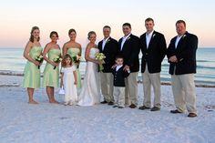 Sanibel Island wedding photos of beautiful couples who were married on the beaches of Sanibel Island, Florida. Schedule your destination wedding today.