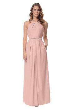Blush Pink Bridesmaid Dresses | Weddington Way