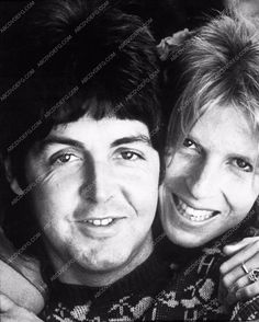 photo Paul McCartney and Linda McCartney 3783-21