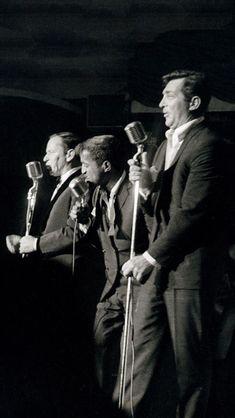 Frank Sinatra, Sammy Davis, Jr. & Dean Martin