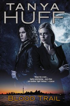 For centuries, the werewolves of Toronto have managed to live in peace and tranquility, hidden quietly away on their London, Ontario farm. But now, someone has learned their secret—and is systematically massacring this ancient race. The books by Tanya Huff, the inspiration for TVs  Blood Ties.