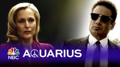 Aquarius - Anderson and Duchovny - Reunited on Thursdays! (Promo)
