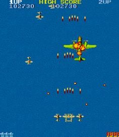 1942 (Arcade) - This has to be in my top 3 games from my childhood (along with Pac Man & Space Invaders)~Heidi