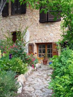 French Cottage ~ Moustiers-Sainte-Marie