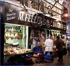 The Oxford Covered Market.