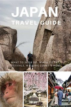A Japan Travel Guide Japan is a country of contrasts. From the snowy northern reaches of Hokkaido to the sub-tropical islands of Okinawa. From the historic shrines and castles of the feudal towns to the futuristic electronic superstores in Tokyo.