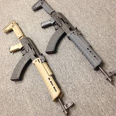Century Arms Wasr AK platform