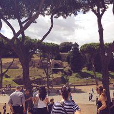 A frame from Rome.