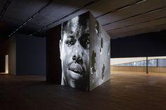Steve McQueen:  The art of seeing - exhibit - in pictures     via TheGuardian