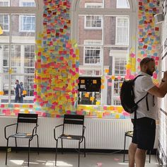 Our MD ventured to Droog Amsterdam last week. can you spot our name? Amsterdam, Flow, Canning, Art, Art Background, Home Canning, Kunst, Performing Arts, Conservation