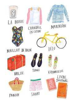 Grace-Lee-Illustrations CHIC correct translations en Français