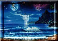 Gifs, imagens e efeitos: Jesus -anjos-religiao -12
