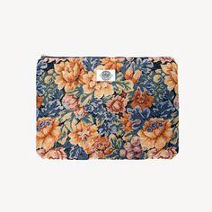 Floral Fever Macbook Sleeve #themidnightfactory #handmade #sleeve