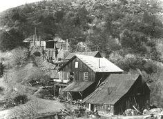 The Washington Mine. Courtesy of Shasta Historical Society.