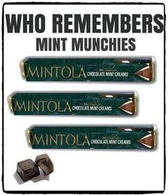 food Do you remember Mintola Old Sweets, Vintage Sweets, Retro Sweets, Childhood Memories 90s, 1980s Childhood, Old Fashioned Sweets, 80s Food, Mint Creams, Kids Growing Up