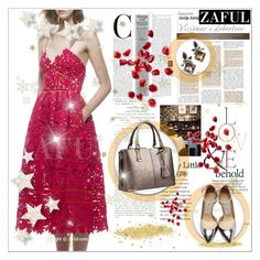 """""""ZAFUL II/7"""" by amra-softic ❤ liked on Polyvore featuring ASOS, Jimmy Choo, women's clothing, women's fashion, women, female, woman, misses, juniors and zaful"""