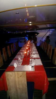 CENA DI NATALE ALLE MALDIVE A BORDO DEL MY CONTE MAX E MY DUCA DI YORK  CHRISTMAS DINNER AT THE MALDIVES ON BOARD OF MY CONTE MAX AND DUKE OF YORK