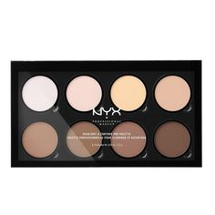 """""""My go-to contour kit is the NYX Contour Pro Palette, a powder-based product that glides on the skin effortlessly. What I love about it is that it doesn't give the typical, powdery and cakey look that many get when contouring,"""" said makeup artist Dana Persico. """"It's understandable that people associate quality with a higher price point — however, this product debunks that myth. While I do typically tend to mix and match high-end and drugstore options, I like to use whatever works best for…"""