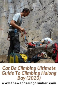Cat Ba climbing is a little slice of island paradise. Beaches, great weather, and excellent climbing. What's not to like. In 2018 I had the opportunity to spend the majority of a month there. I quickly found myself falling in love with the place. Before going there I really didn't know what I would encounter. But after arriving I quickly discovered that I wished I would've planned to stay longer. Cat Ba's climbing is great. I Fall In Love, Falling In Love, Paradise Beaches, Mountain Climbing, Need To Know, Opportunity, Weather, Island, How To Plan