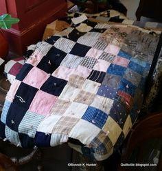 Quips & Cisailles de Quiltville !!: Antique Quilts, Oh My! Partie 2!