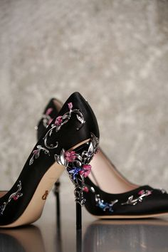 EDEN EVE PUMP BLACK