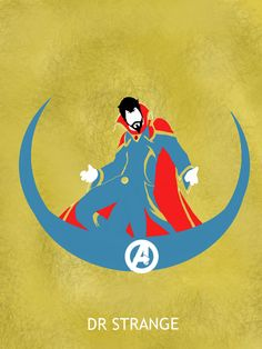 Doctor Strange by Matthew Saxon