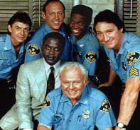 80's drama tv shows | In the Heat of the Night, TV Show, Television Show, Carroll O'Connor ...
