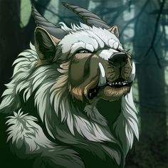 icon comm Houndicus by WolfRoad.deviantart.com on @DeviantArt