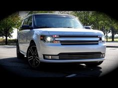 Ford Flex EcoBoost vs Subaru Outback | Edmunds Face Off | Best Car for a Ski Vacation? - YouTube