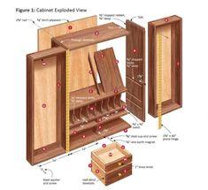 woodworking tools storage - Buscar con Google