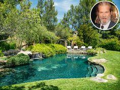 Photos of Celebrity Backyards; Celebrity Homes : People.com