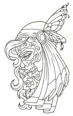 coloring pages for adults unique fantasy - Google Search