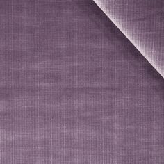 Strie Velvet in Violet Sky - a subtle compliment to the violet colour trend form Color Trends 2018, Festival Hall, Purple Fabric, Robert Allen, Living Room Colors, Home Textile, Herringbone, Damask, Upholstery