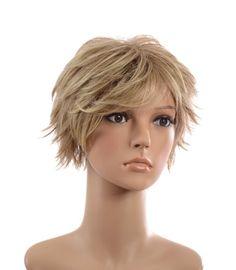 Silver Ash Blonde Pixie Cut Short Wig | Light Easy Care Wig Hair by MissTresses http://www.amazon.com/dp/B00EKTO88W/ref=cm_sw_r_pi_dp_PlKhub004E216