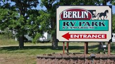 Just two miles from downtown Berlin, and less than 10 minutes from popular Amish Country towns like Charm, Mt. Hope and Millersburg, the location of the park puts guests in the midst of Amish Country. Situated off a popular state route, the campgroun