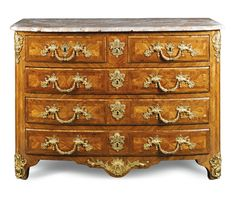A kingwood commode<br>Early Louis XV | Lot | Sotheby's