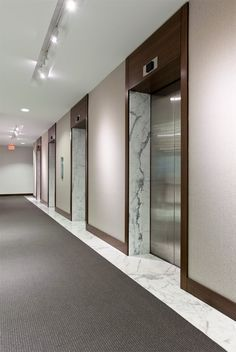 Elevators make it easy to access the court for all family members!