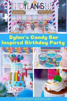 Dylan's Candy Bar In