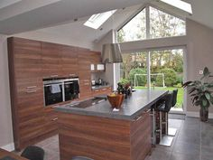 Image result for best kitchen extensions Bungalow Extensions, House Extensions, Kitchen Extensions, Extension Google, Extension Ideas, Home Bedroom, Cool Kitchens, Home Improvement, New Homes