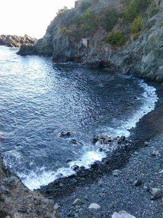 Spiaggia tra Levanto e Bonassola