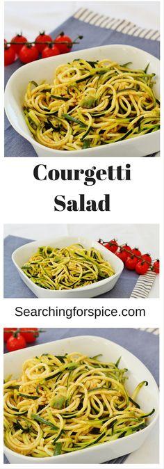 courgetti salad