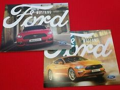 Advertisement Ebay Ford Mustang Two Prospectus 2016 2017 Iaa